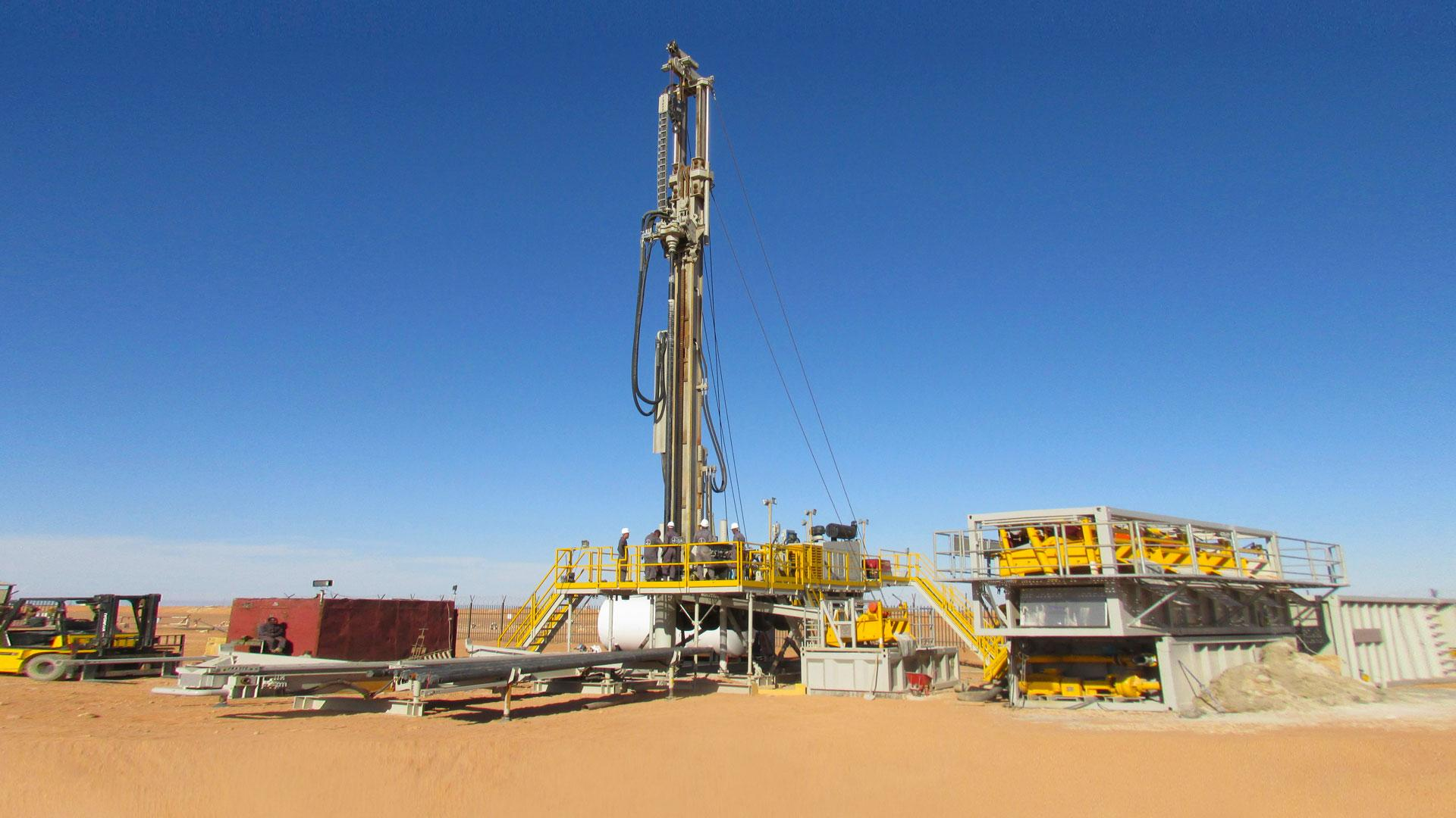 Drill Rigs for all purposes - Fraste Spa - mobile drilling