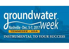 GROUNDWATER WEEK 2017
