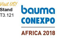 BAUMA CONEXPO AFRICA 2018