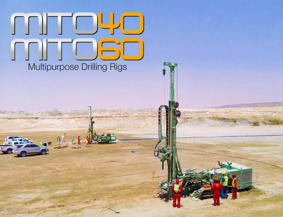 fraste foundation drilling rig MITO40 60 ph11