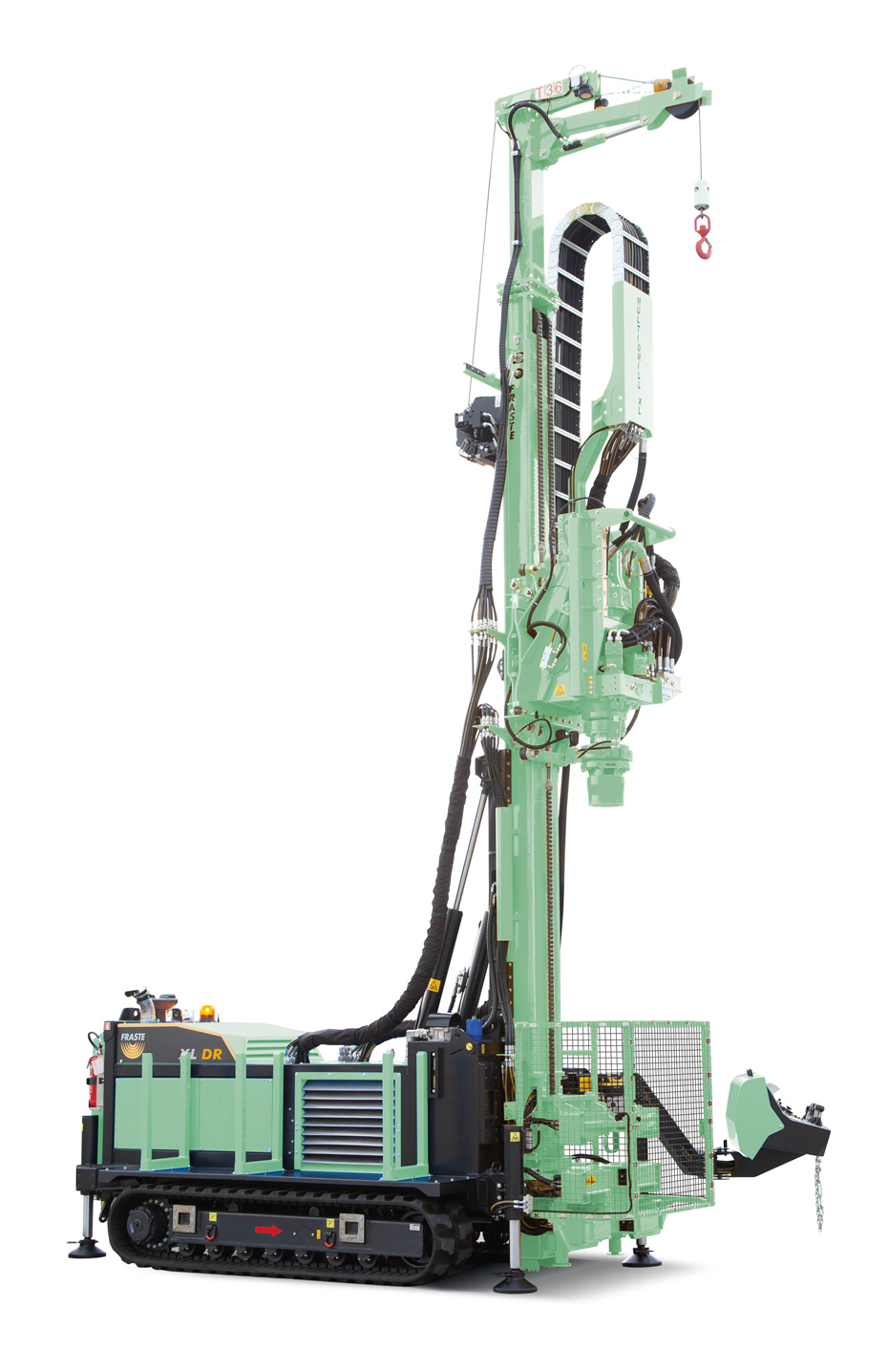 MULTIDRILL XL DR - Fraste Spa - mobile drilling rigs and