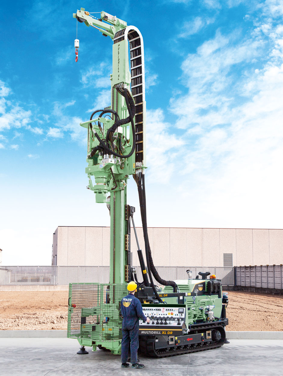 MULTIDRILL MULTIDRILL XL DR