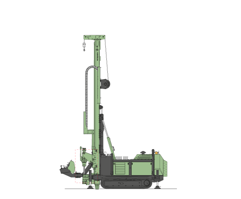 MULTIDRILL XL 140