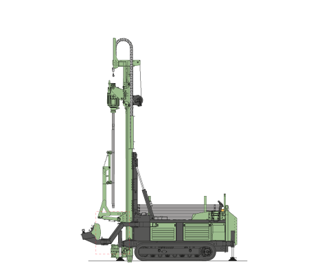 MULTIDRILL XL 170
