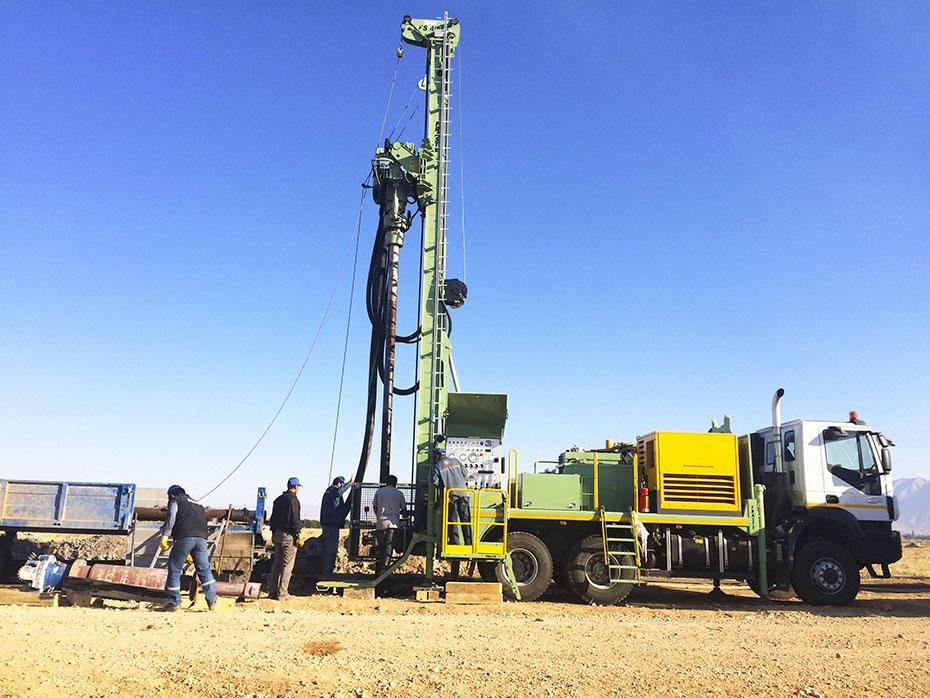 fs400 drilling rig ph100