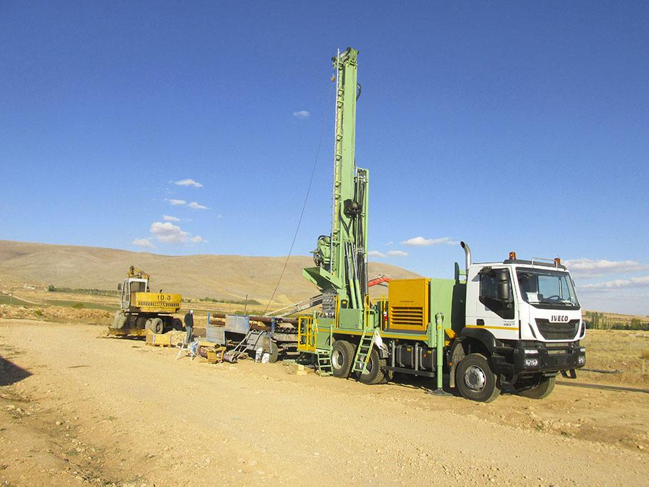 fs400 drilling rig ph103