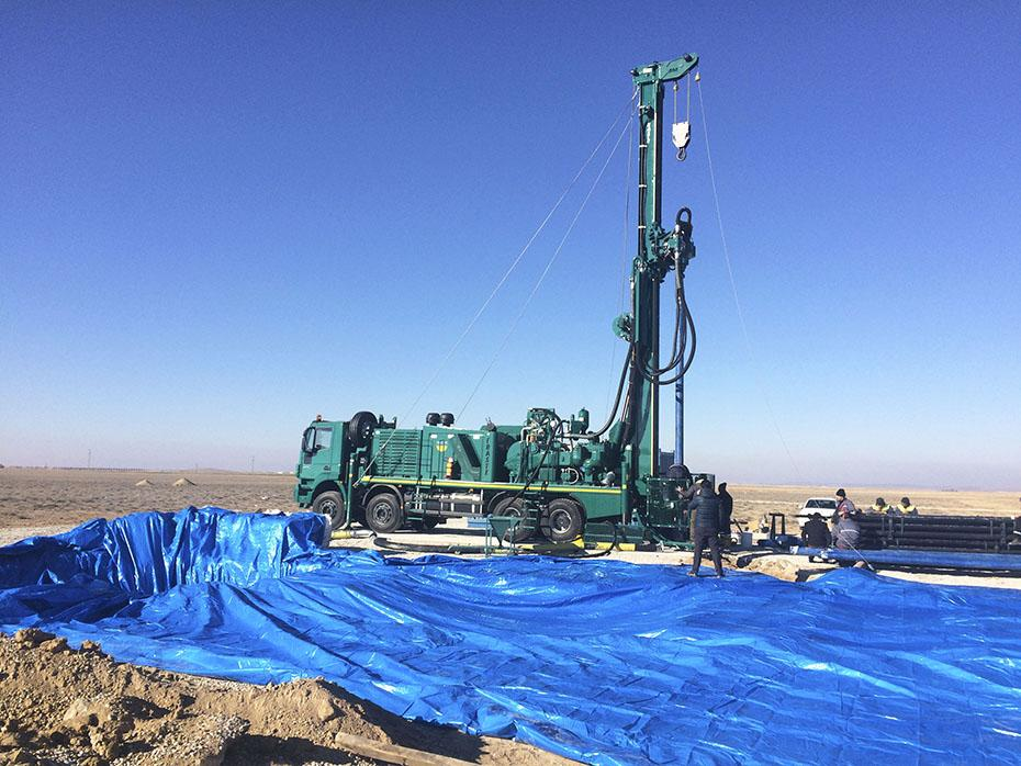 fs400 drilling rig ph12