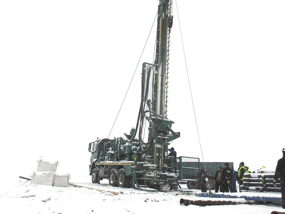 fs400 drilling rig ph3