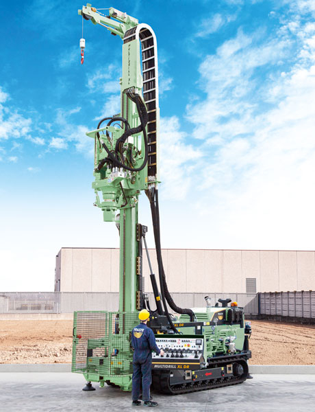 MULTIDRILL XL DR