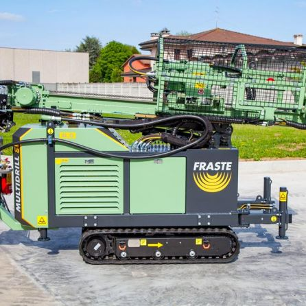 drilling-machine fraste multidrill SL6