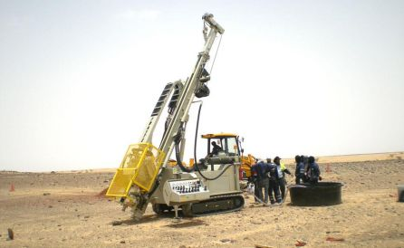 fraste explortion xl drilling rig 3