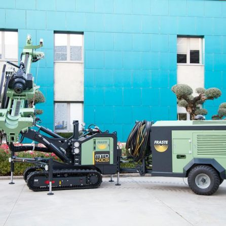 fraste mito 40 cs foundation drill rig 3