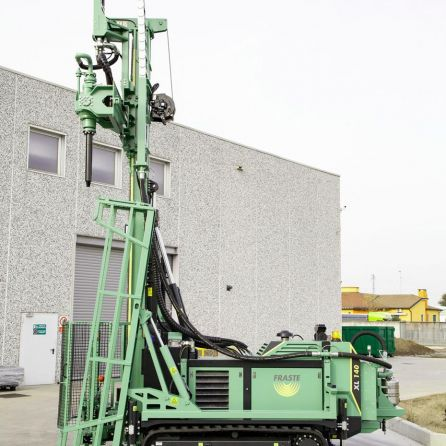 fraste multidrill XL140 drilling rig10