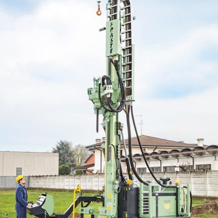 fraste multidrill XL140 drilling rig2