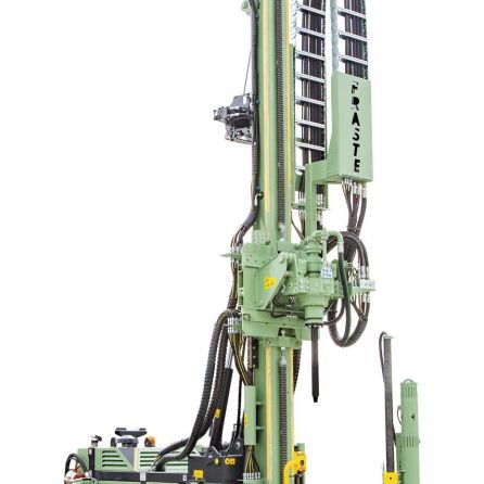 fraste multidrill XL140 drilling rig3