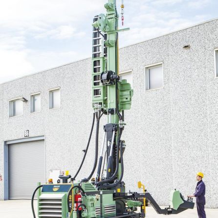 fraste multidrill XL140 drilling rig4