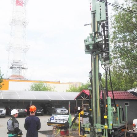 fraste multidrill XL140 drilling rig9