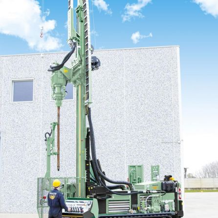 fraste multidrill XL170 drilling rig1