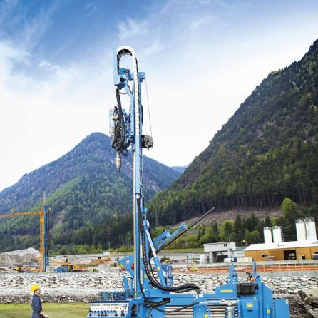 fraste multidrill XL170 drilling rig10