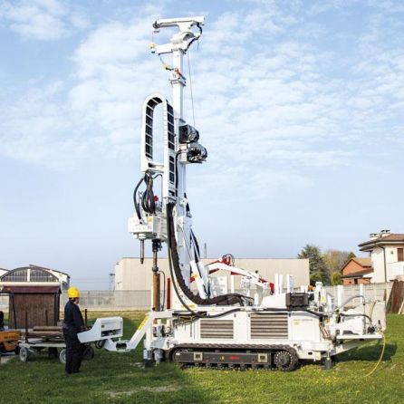fraste multidrill XL170 drilling rig2