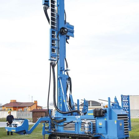 fraste multidrill XL170 drilling rig4