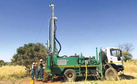 fraste multidrill ml T drill rig 1