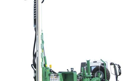 fraste multidrill ml T drill rig 3