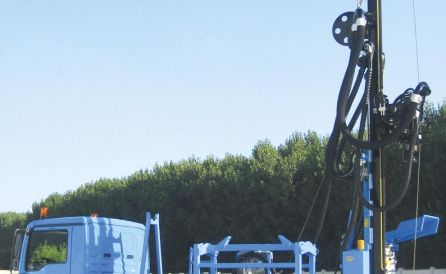 fraste multidrill ml T drill rig 6